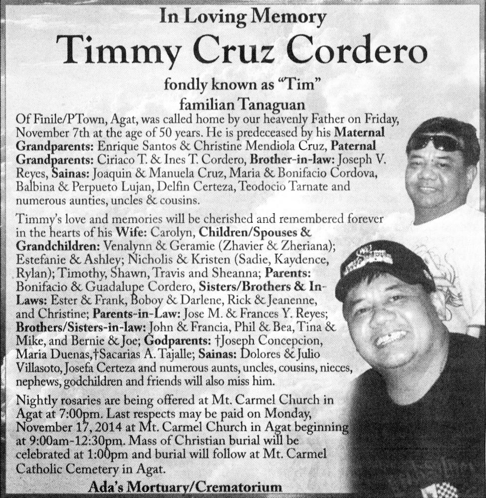 Timmy Cruz (b. ?) Timmy Cruz (b. ?) new photo