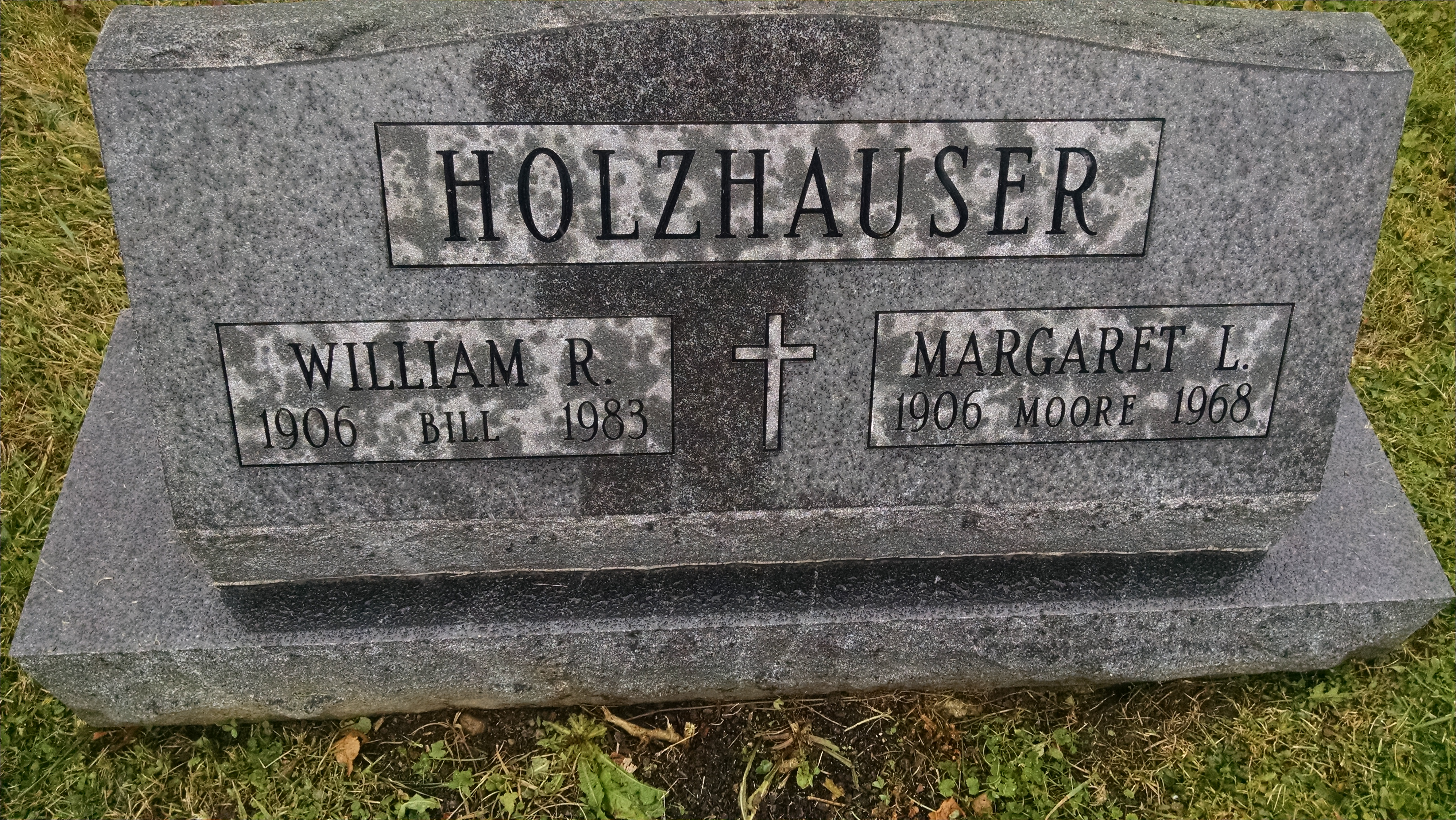 Grave Holzhäuser william r bill holzhauser 1906 1983 find a grave memorial
