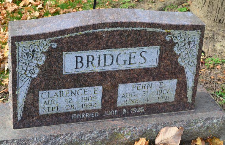 Fern Emma <i>Crawford</i> Bridges