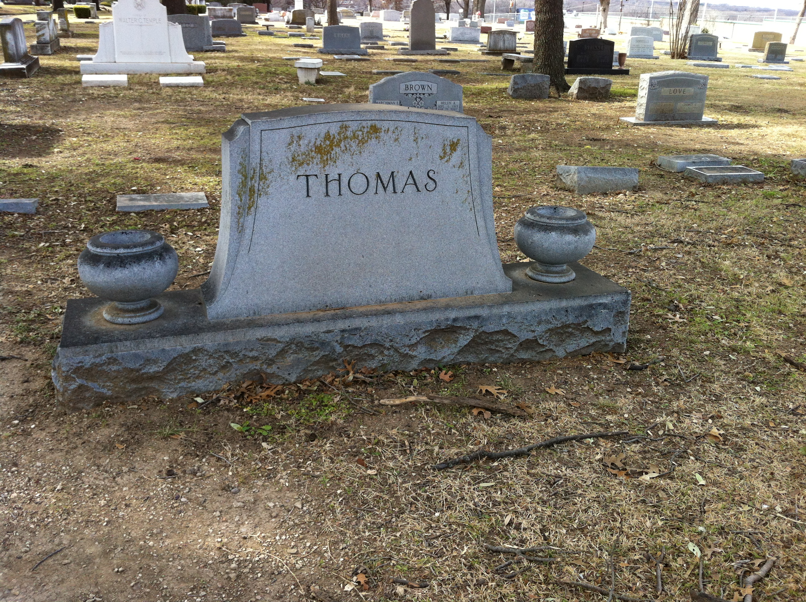 DeWitt Stokes Thomas
