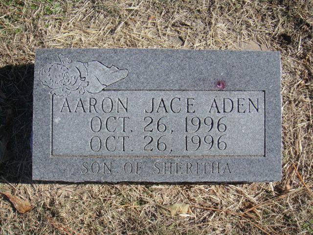 Aaron Jace Aden