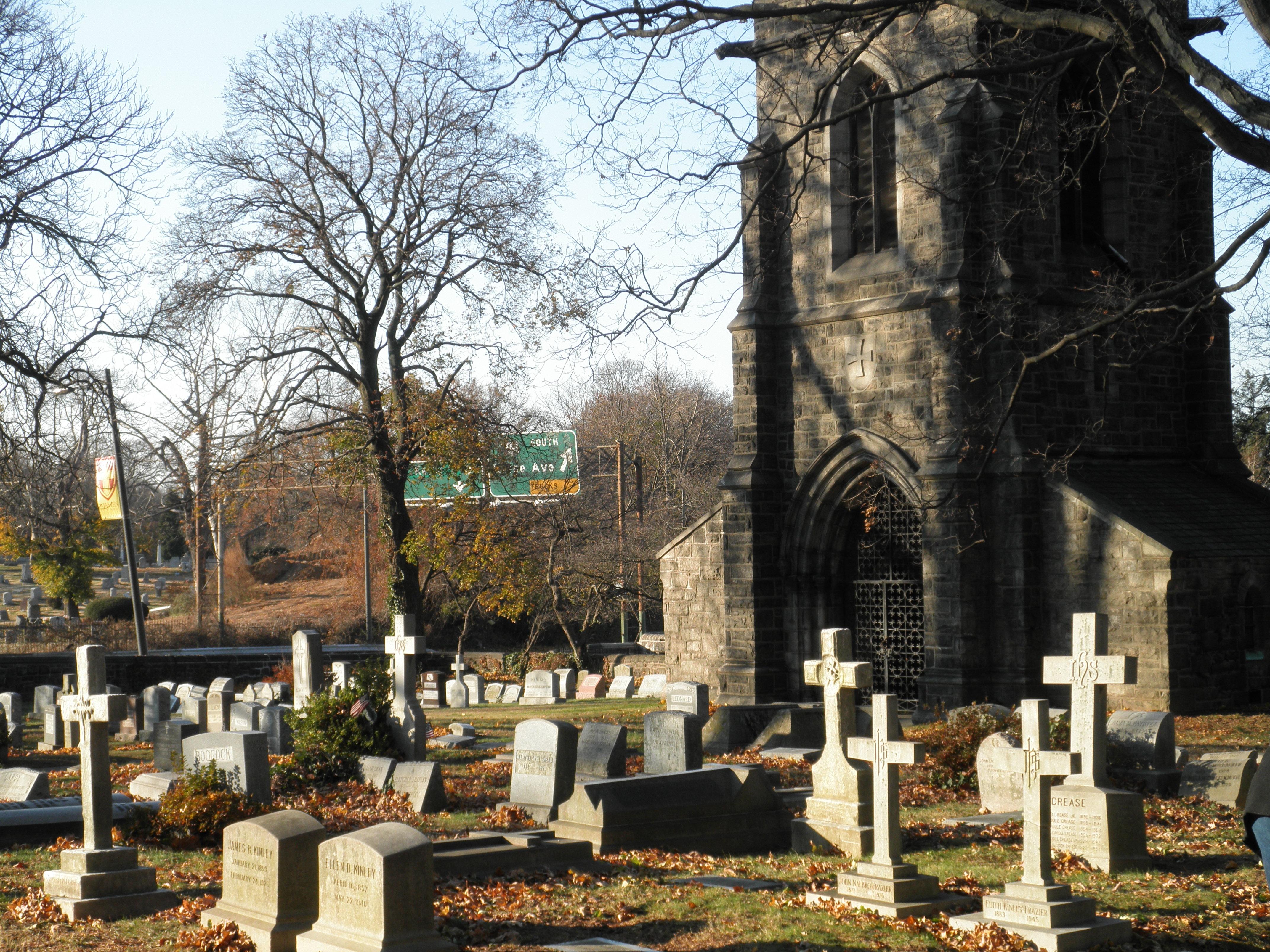 Saint James the Less Episcopal Churchyard