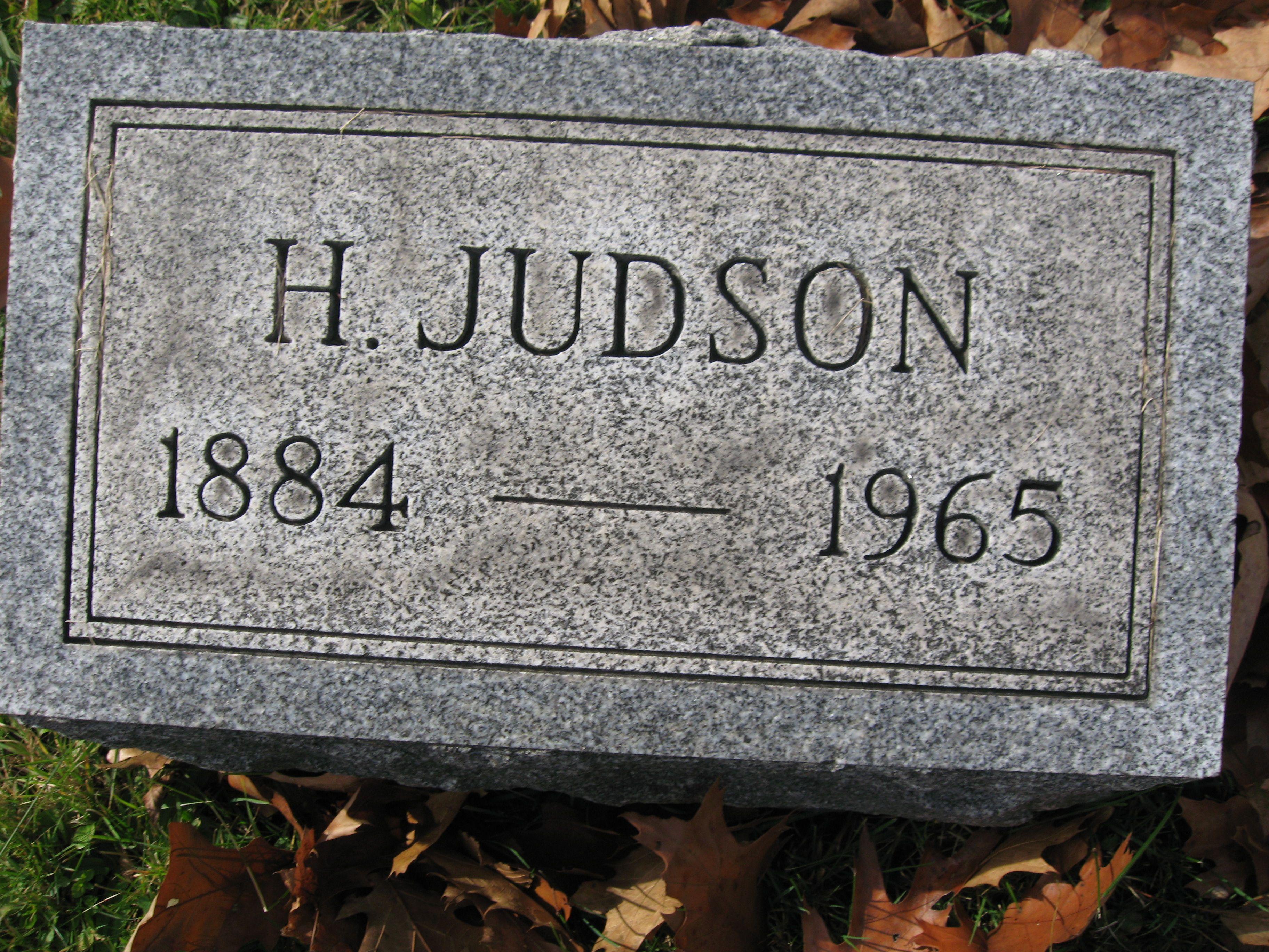 Henry Judson Borland