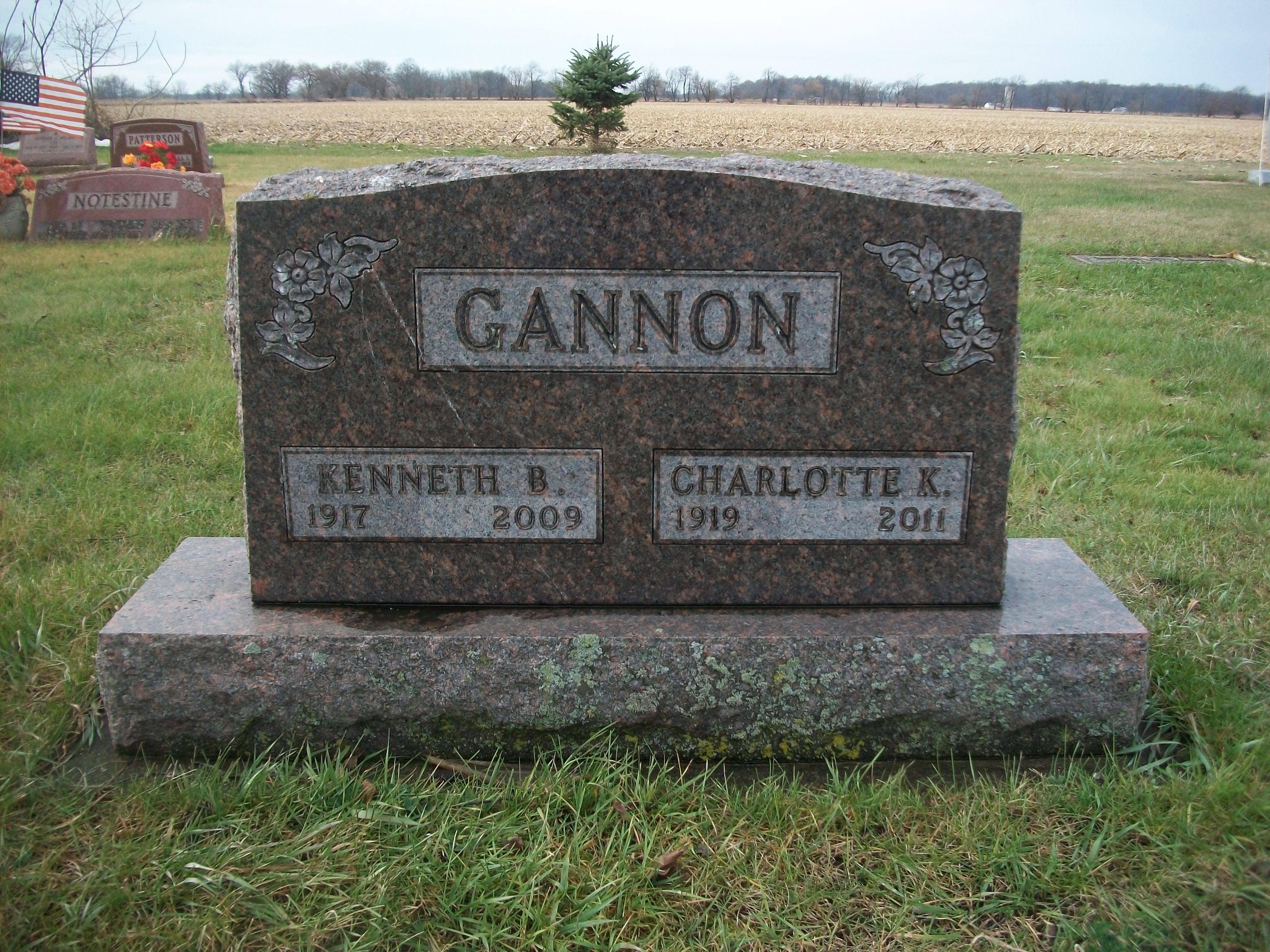 Kenneth B. Gannon