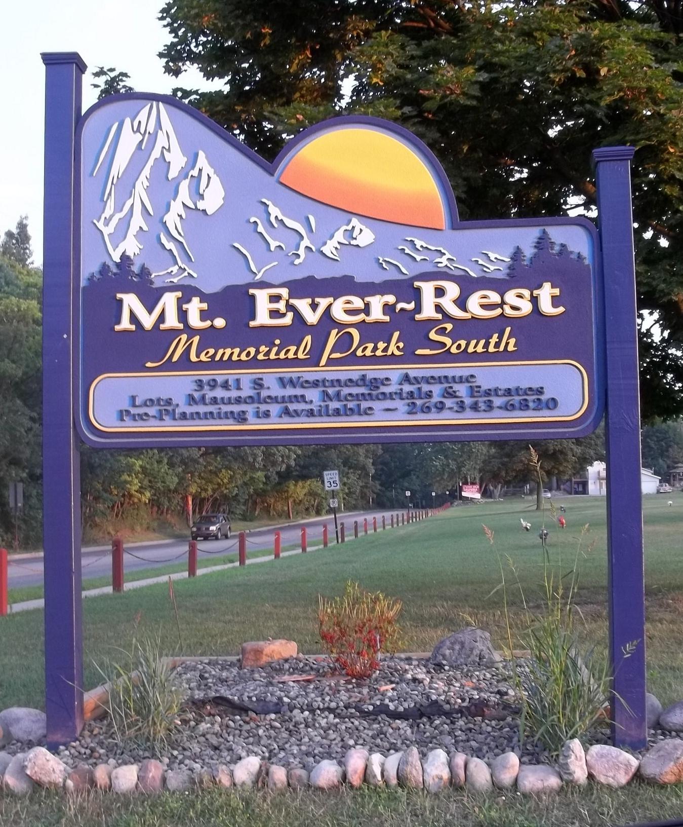 Mount Ever-Rest Memorial Park South
