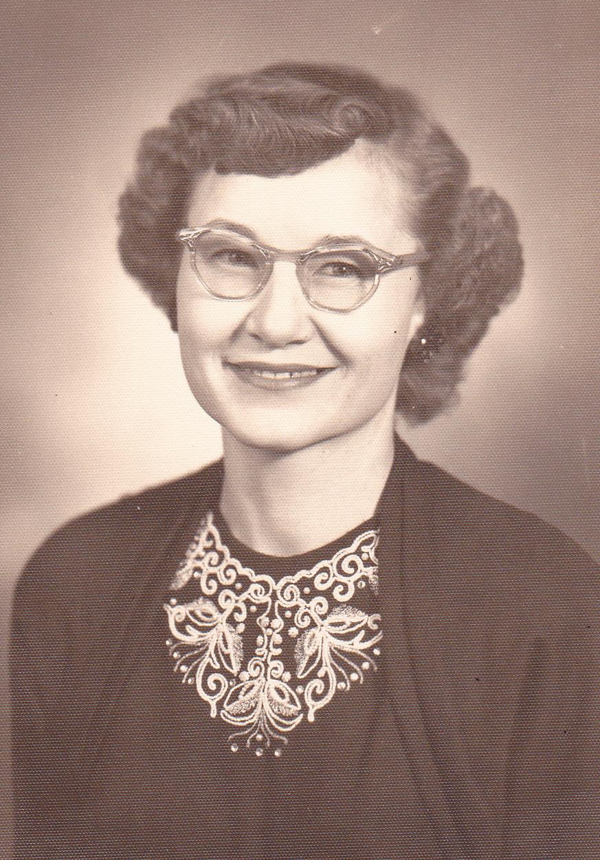 Alice Margaret <i>Beaty</i> Fox