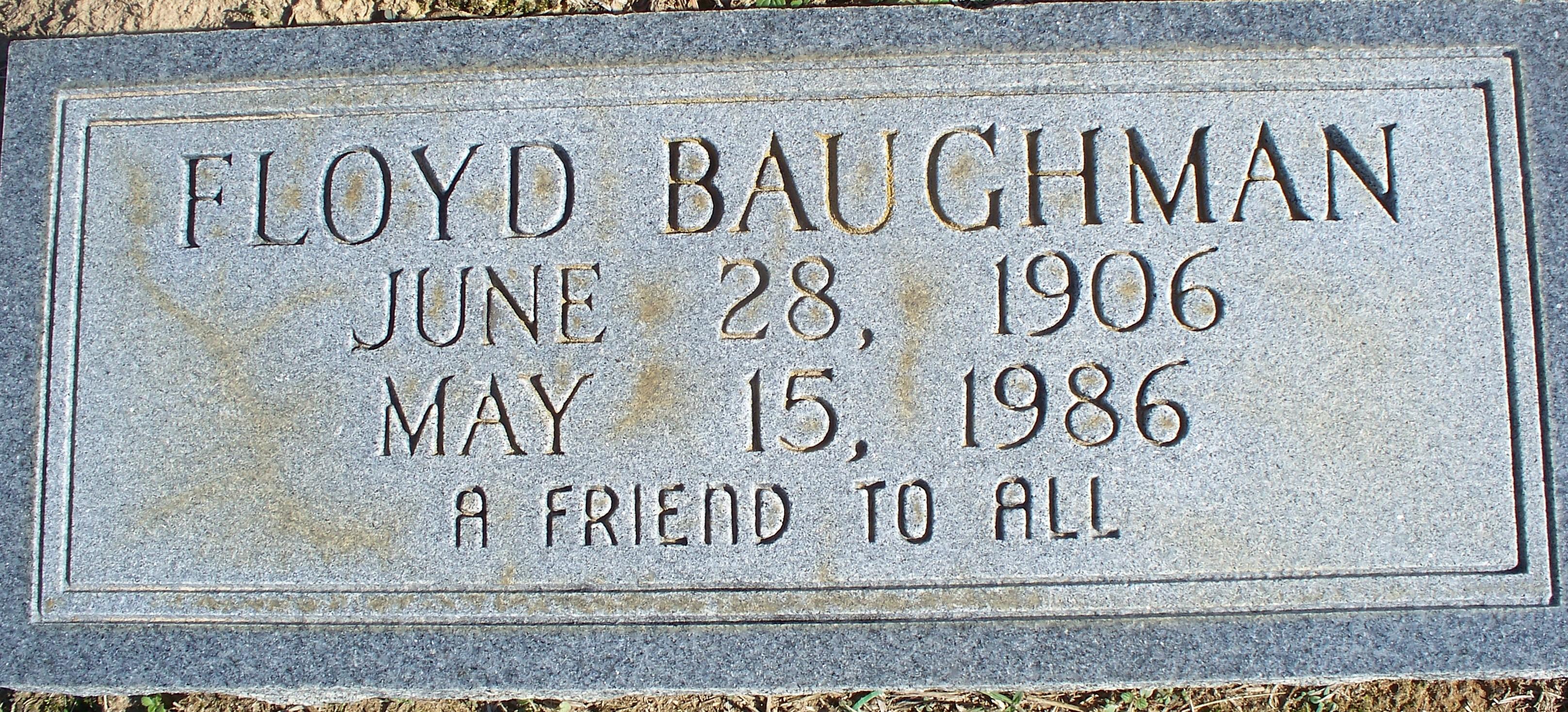 Floyd Baughman