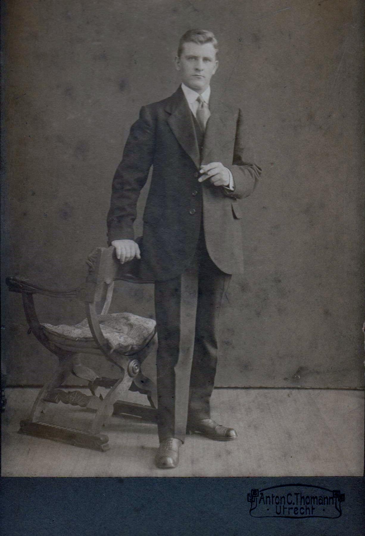 Hendrik Frank Henry or Henk Bekkering