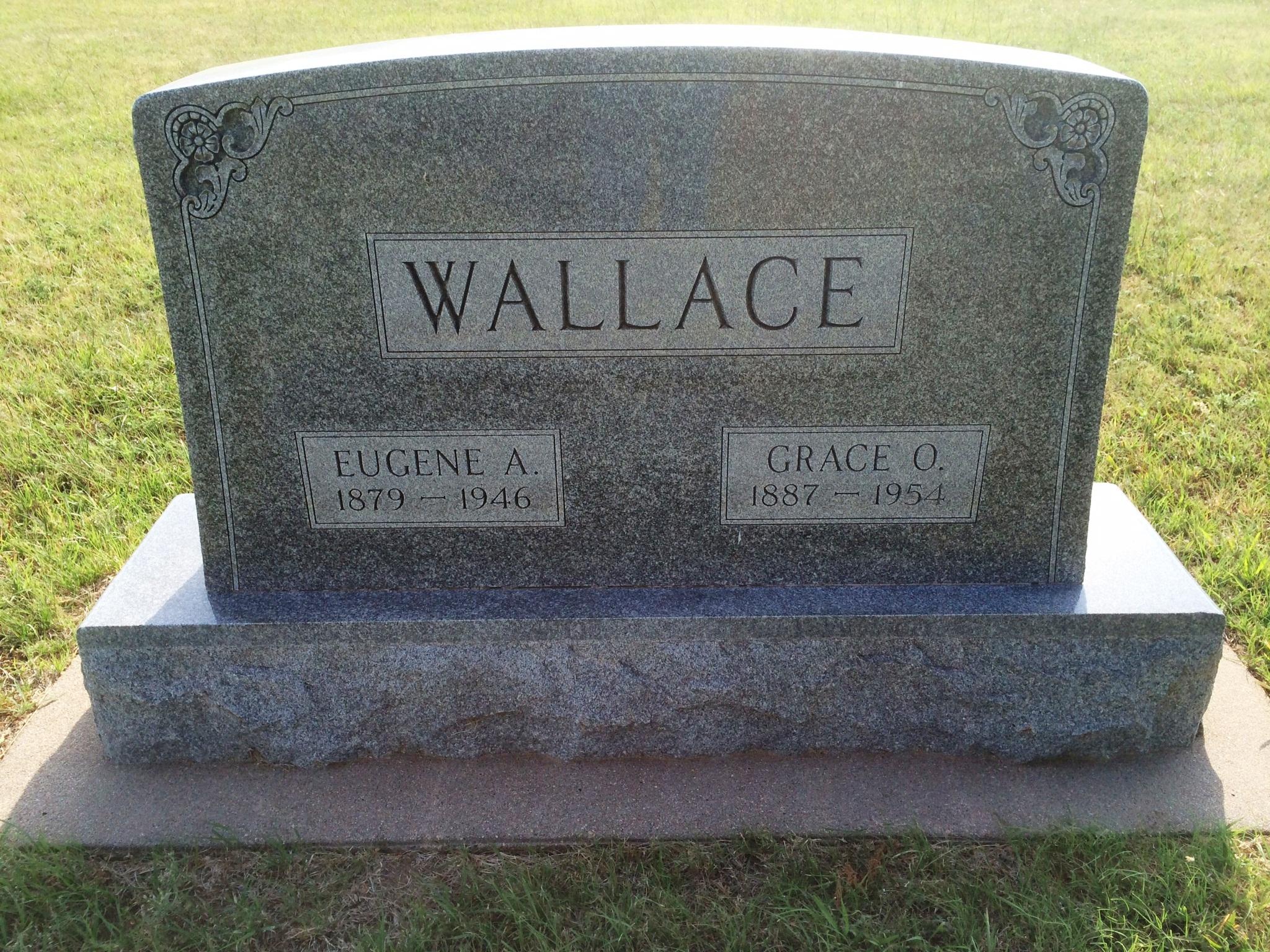 Grace Opal <i>Cessna</i> Wallace