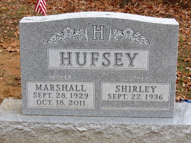 Marshall Loy Hufsey