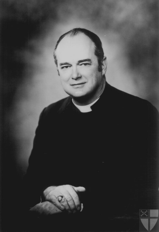 Rev Urban T. Holmes