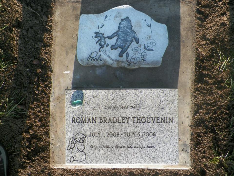 Roman Bradley Thouvenin