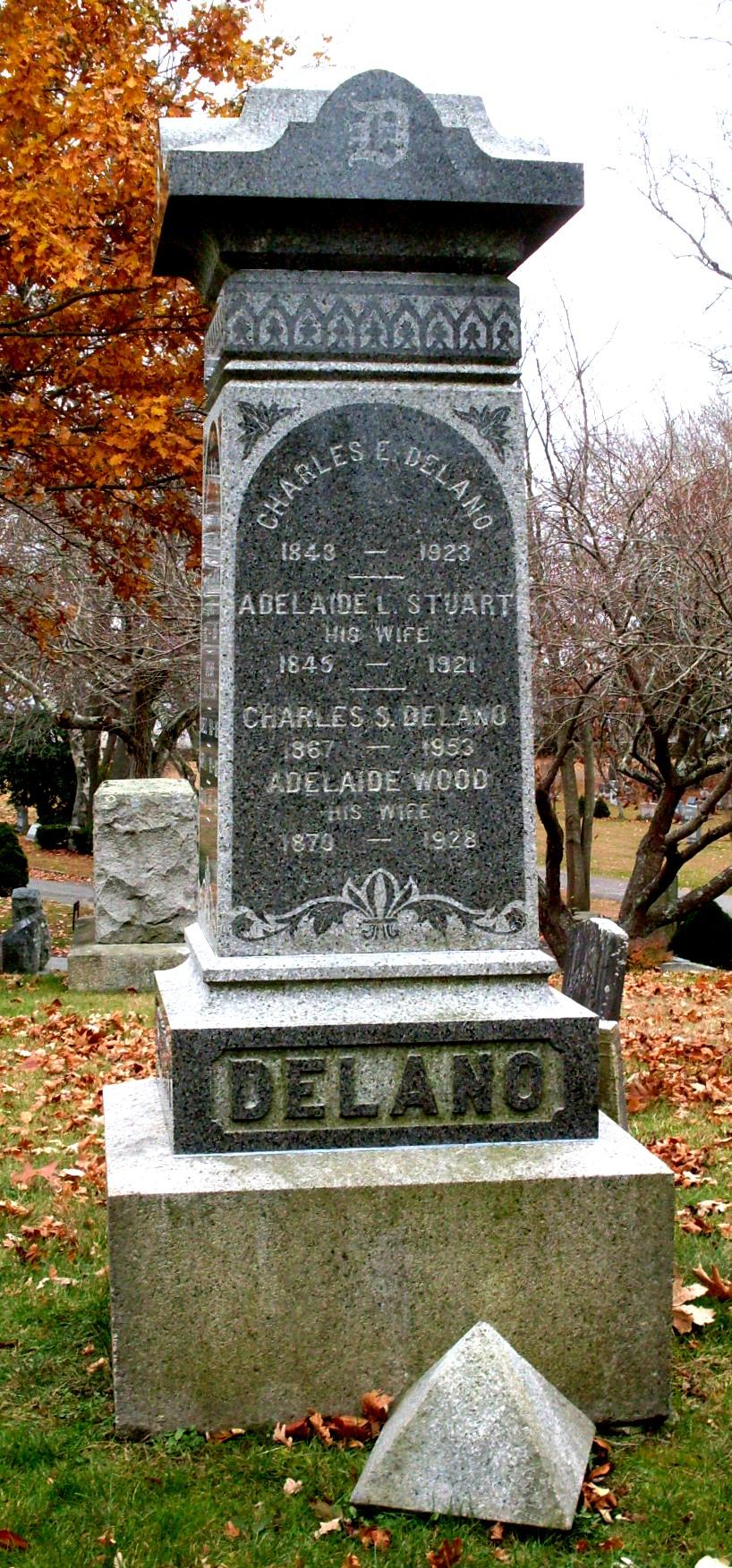 Adelaide <i>Wood</i> Delano