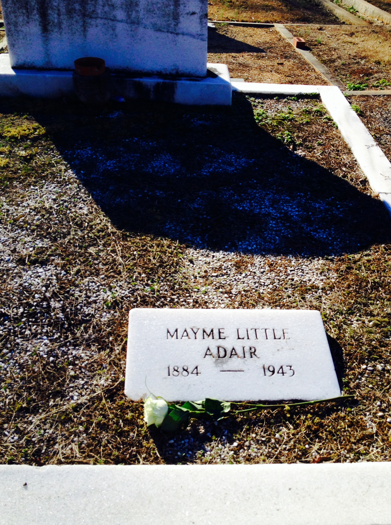 Mayme J <i>Little</i> Adair