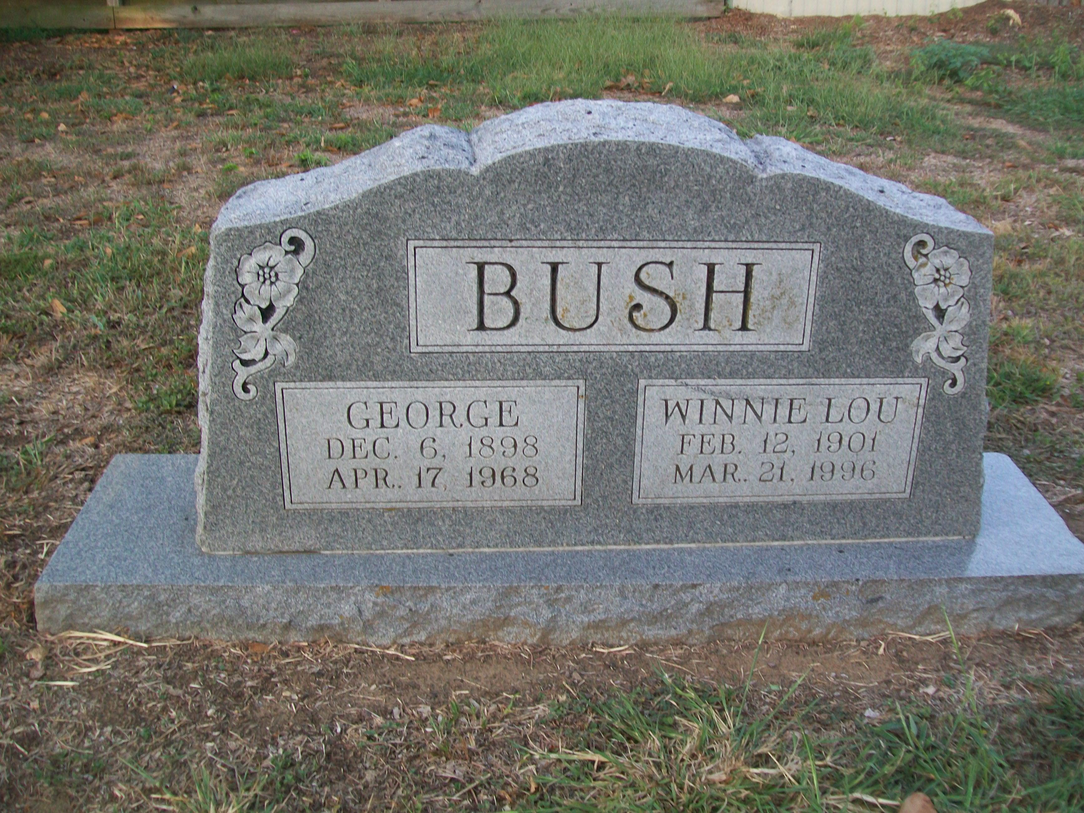 George Stubblefield Bush