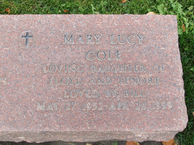 Mary Lucy Lucy Cole