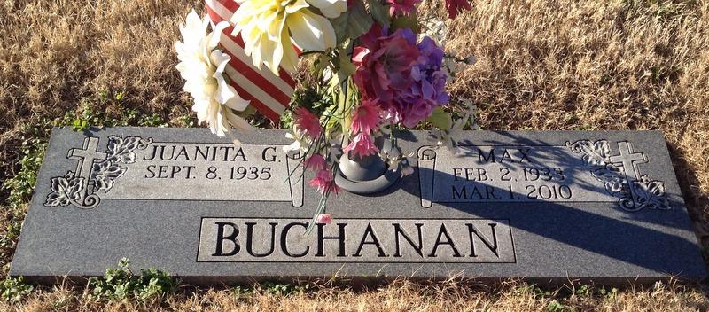 Max Buchanan