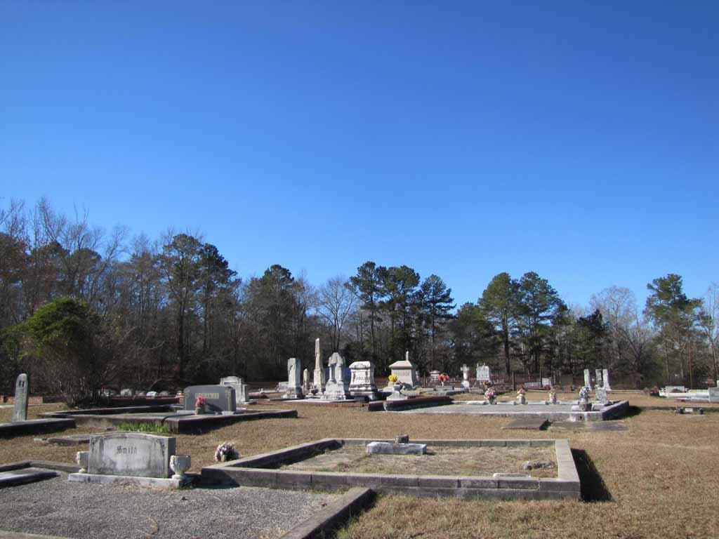 Warm Springs City Cemetery