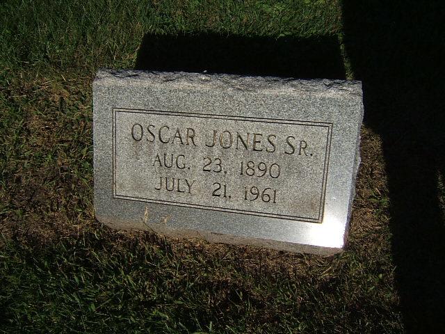Oscar Jones, Sr