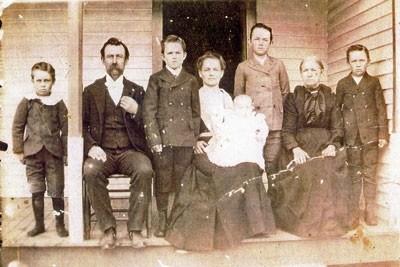 Martha Ann <i>Whitlow</i> Garrett