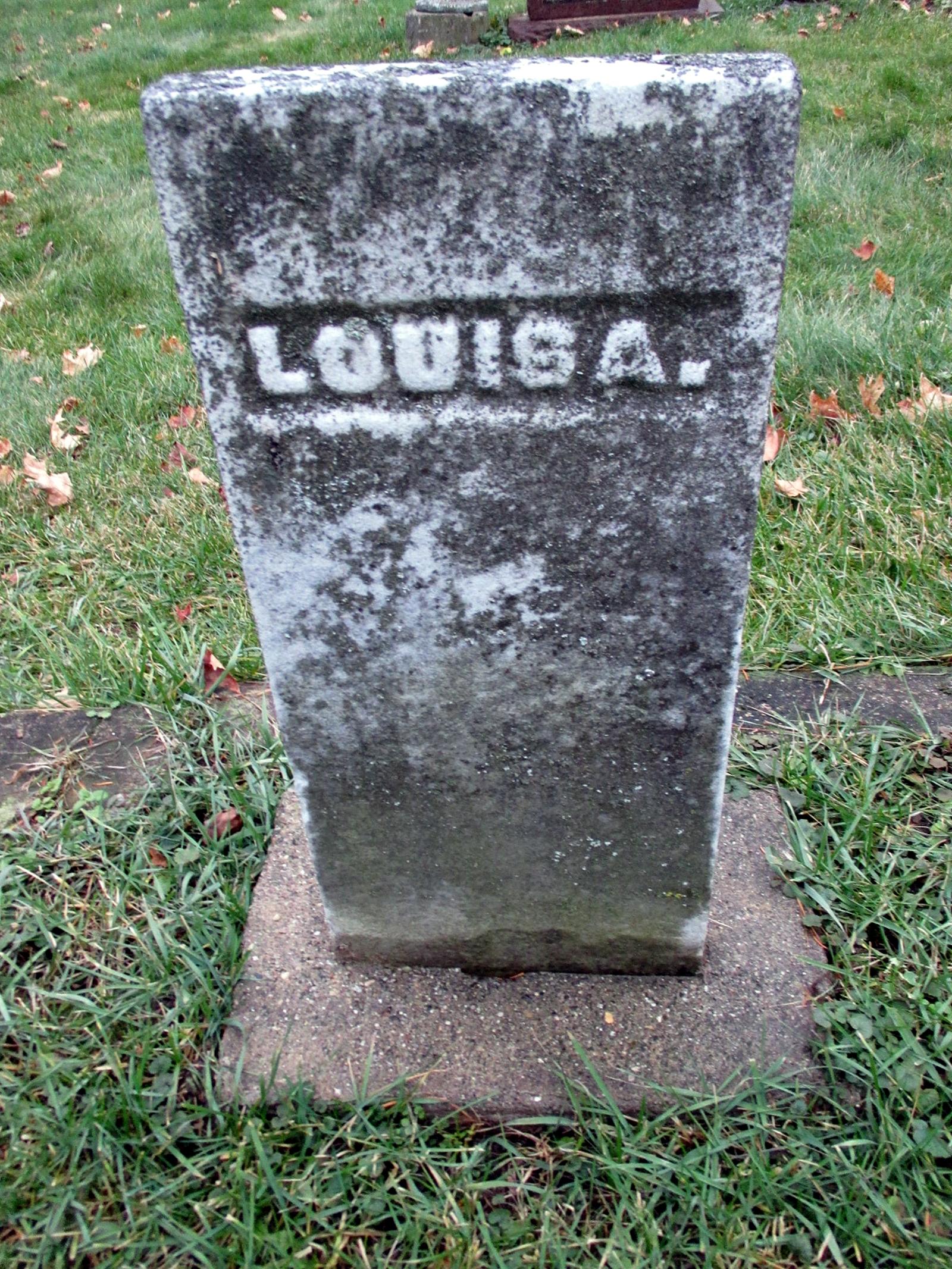 Louisa <i>Baker</i> Tiefenthal