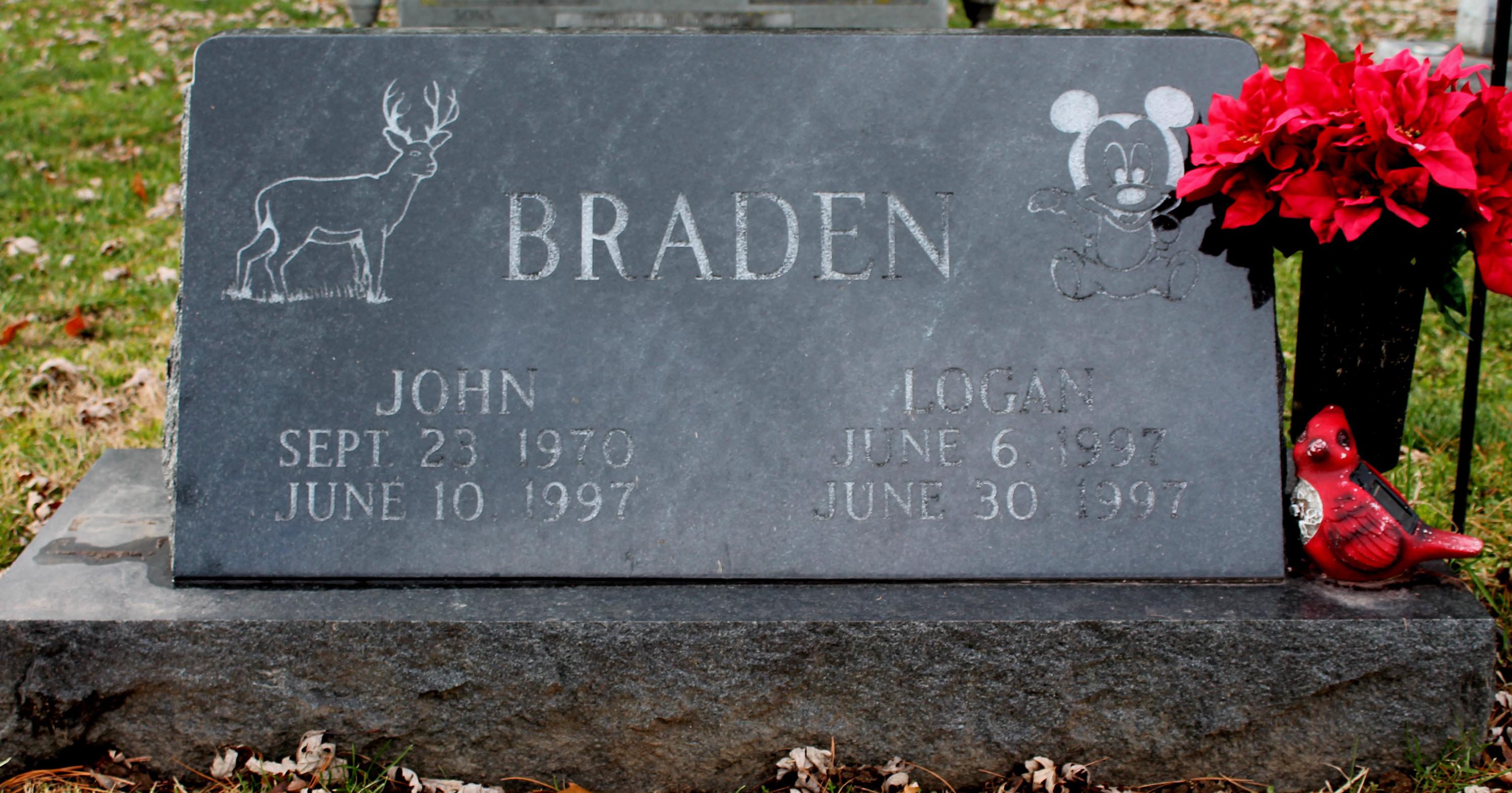 John Scott Jethro Braden