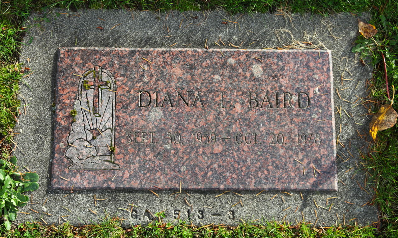 Diana Lynn Baird