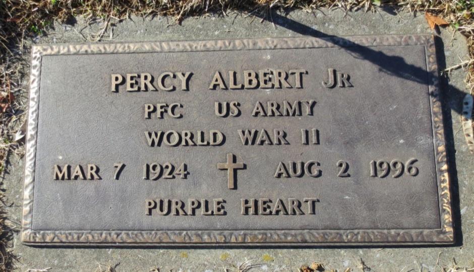 Percy Albert, Jr