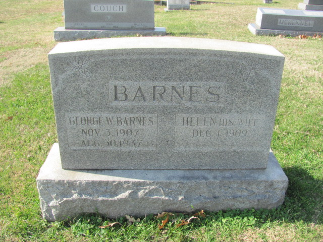 George William Barnes