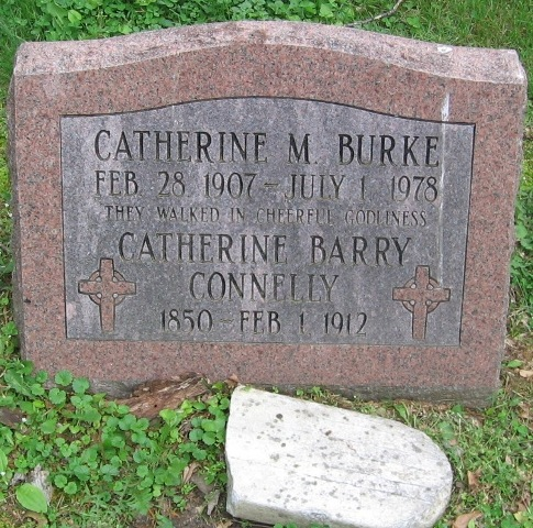 Catherine M <i>Barry</i> Connelly