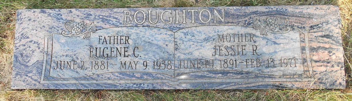 Jessie Rosa <i>Baker</i> Boughton