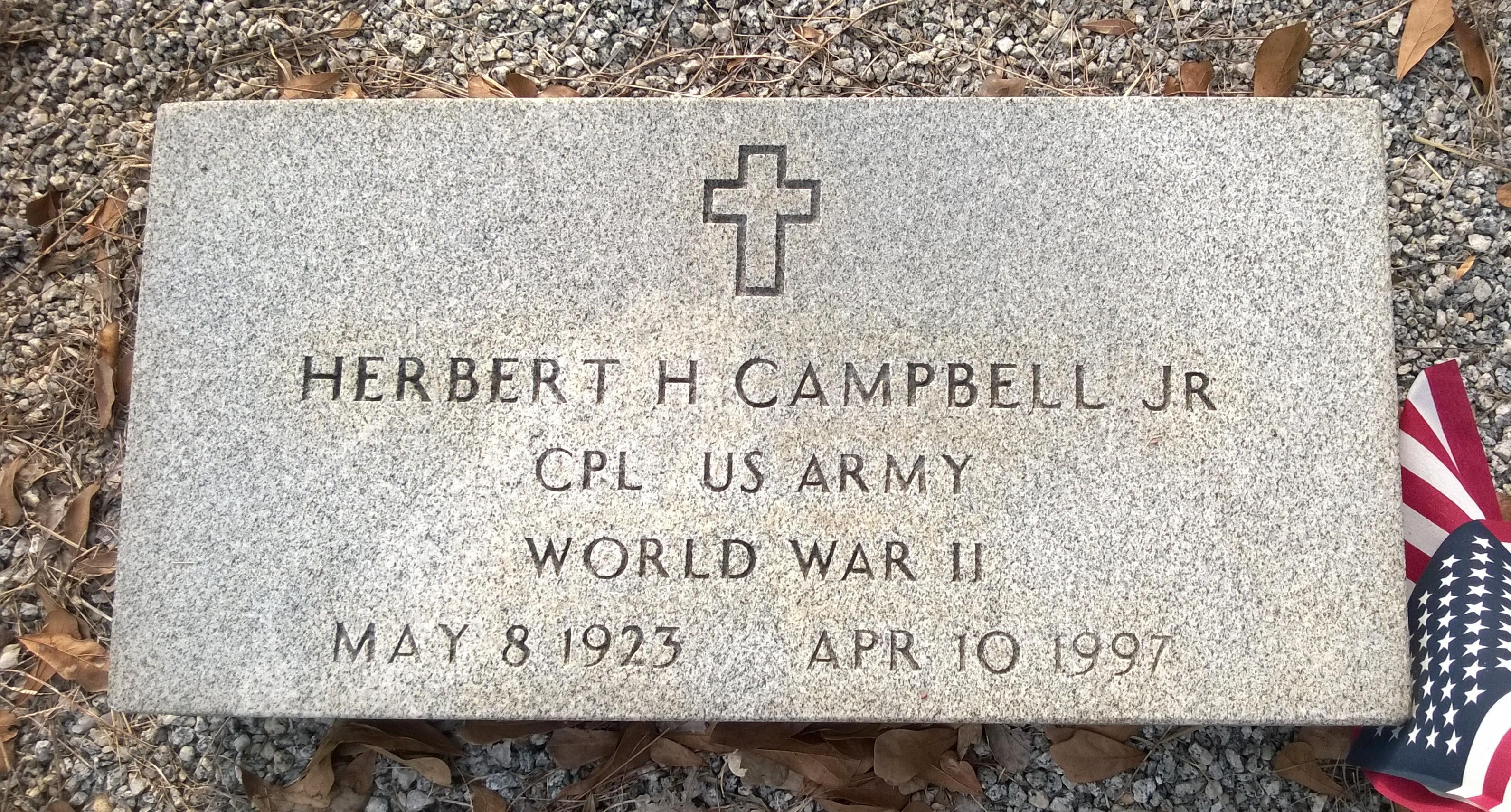 Herbert H. Campbell, Jr
