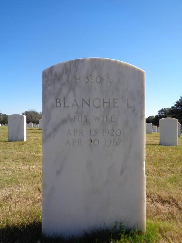 Blanche Louise <i>Cunningham</i> Crockett