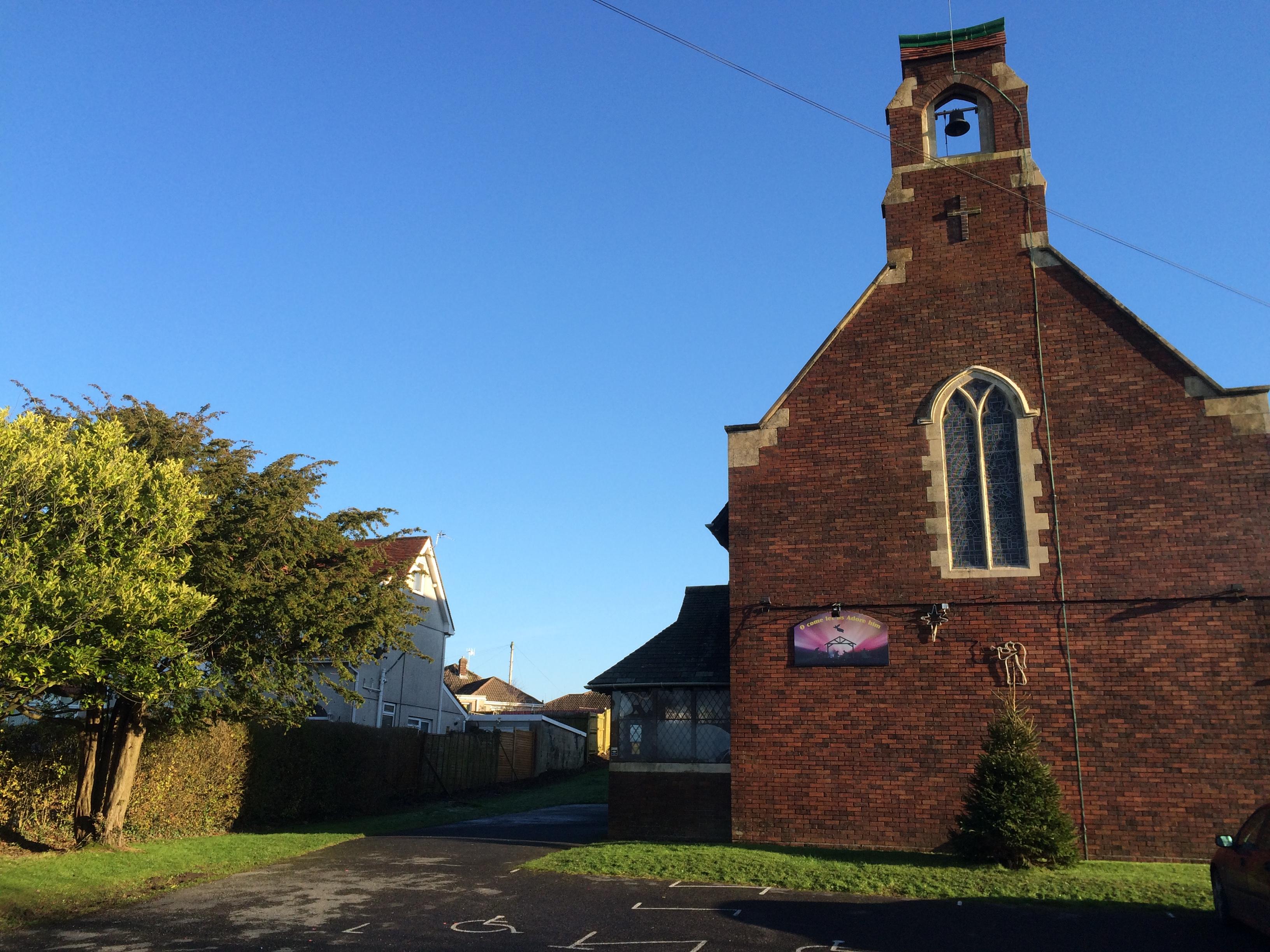 Saint Hilary's Churchyard