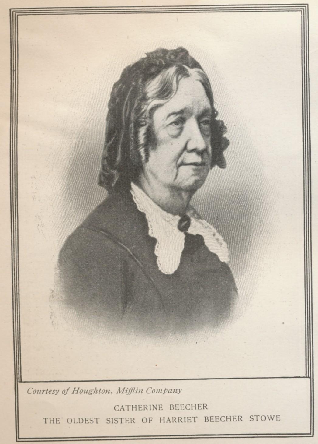 Catharine Esther Beecher
