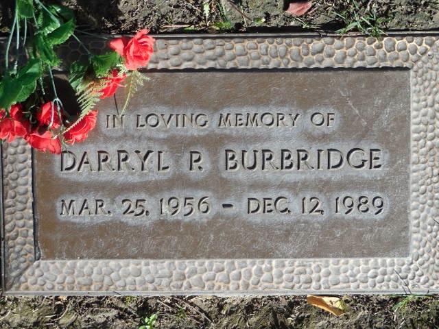 Darryl P Burbridge