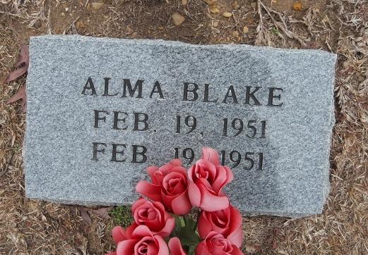 Alma Blake