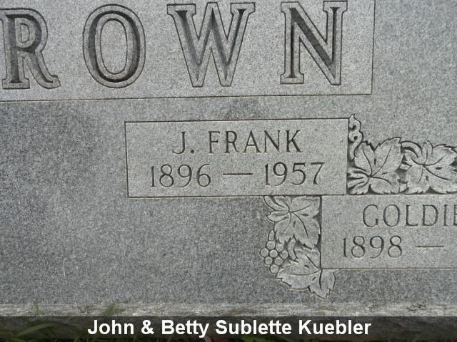 James Franklin Brown