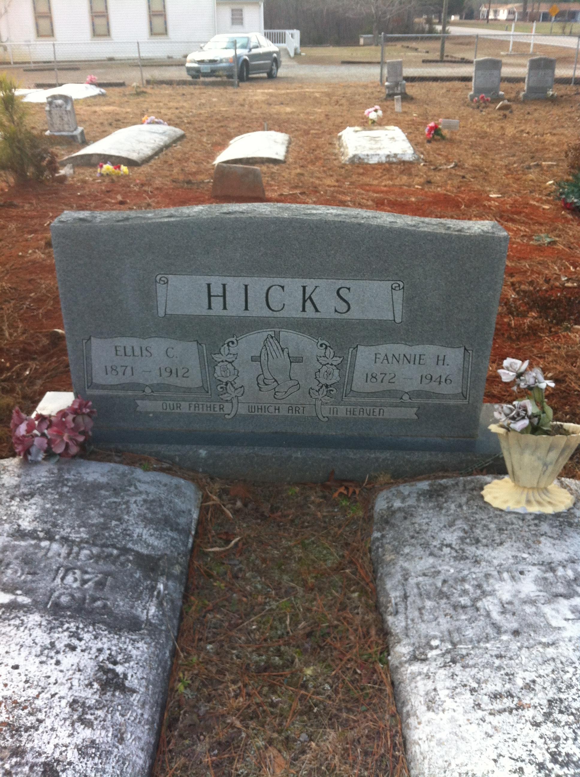 Ellis C Hicks