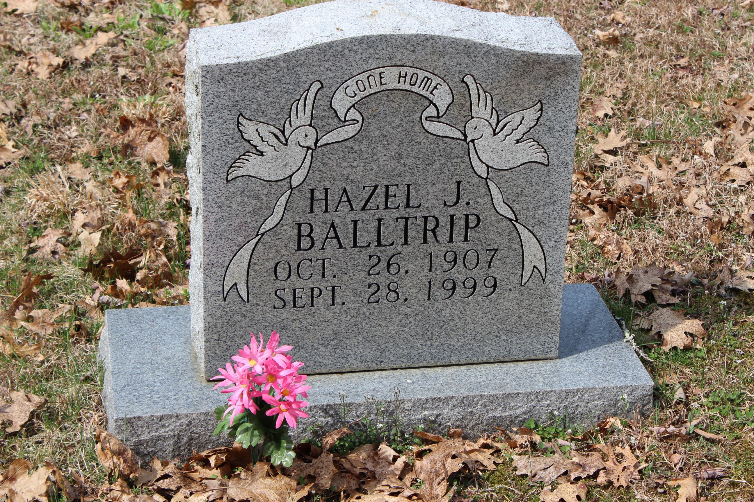 Hazel Jane Balltrip