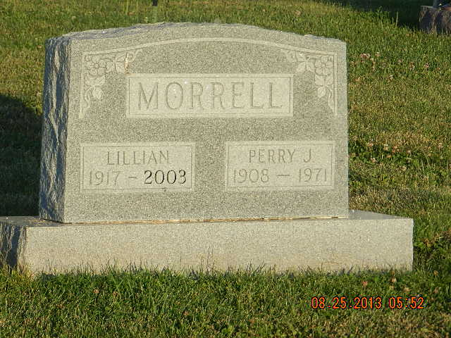 Lillian J. Ballou Morrell (1917-2003) - Find A Grave Memorial