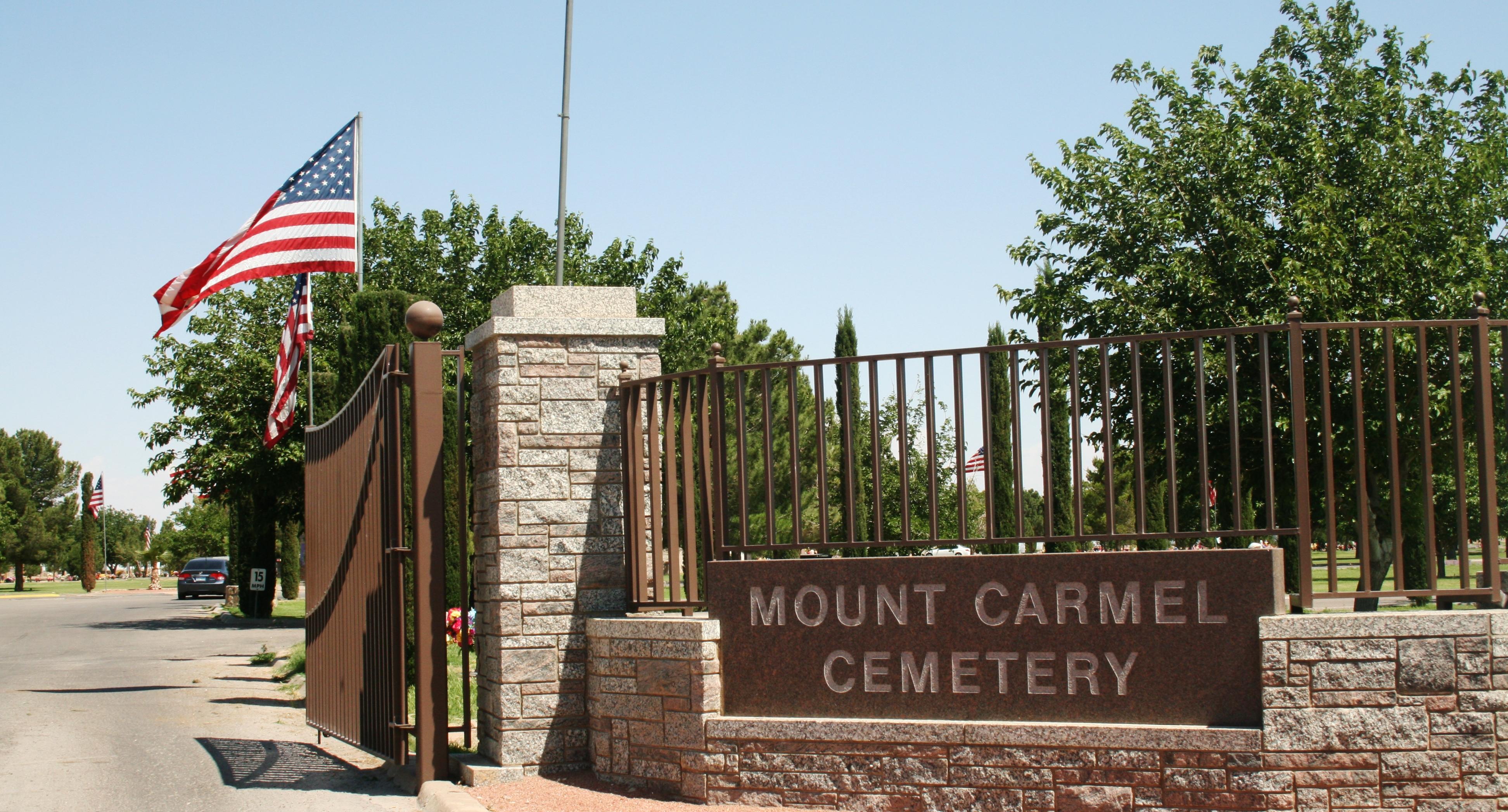 Mount Carmel Cemetery in El Paso, Texas - Find A Grave Cemetery