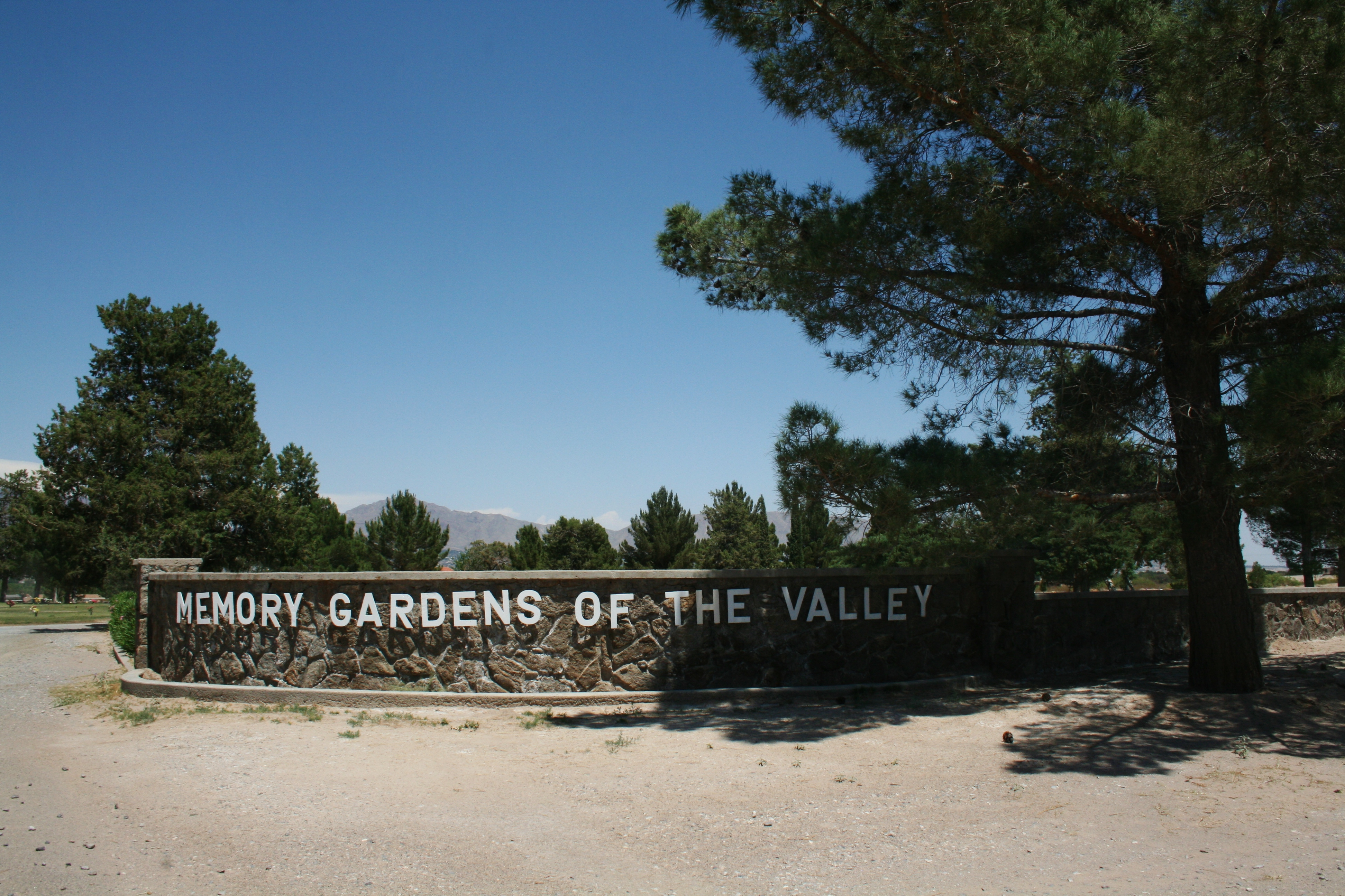 Memory Gardens of the Valley