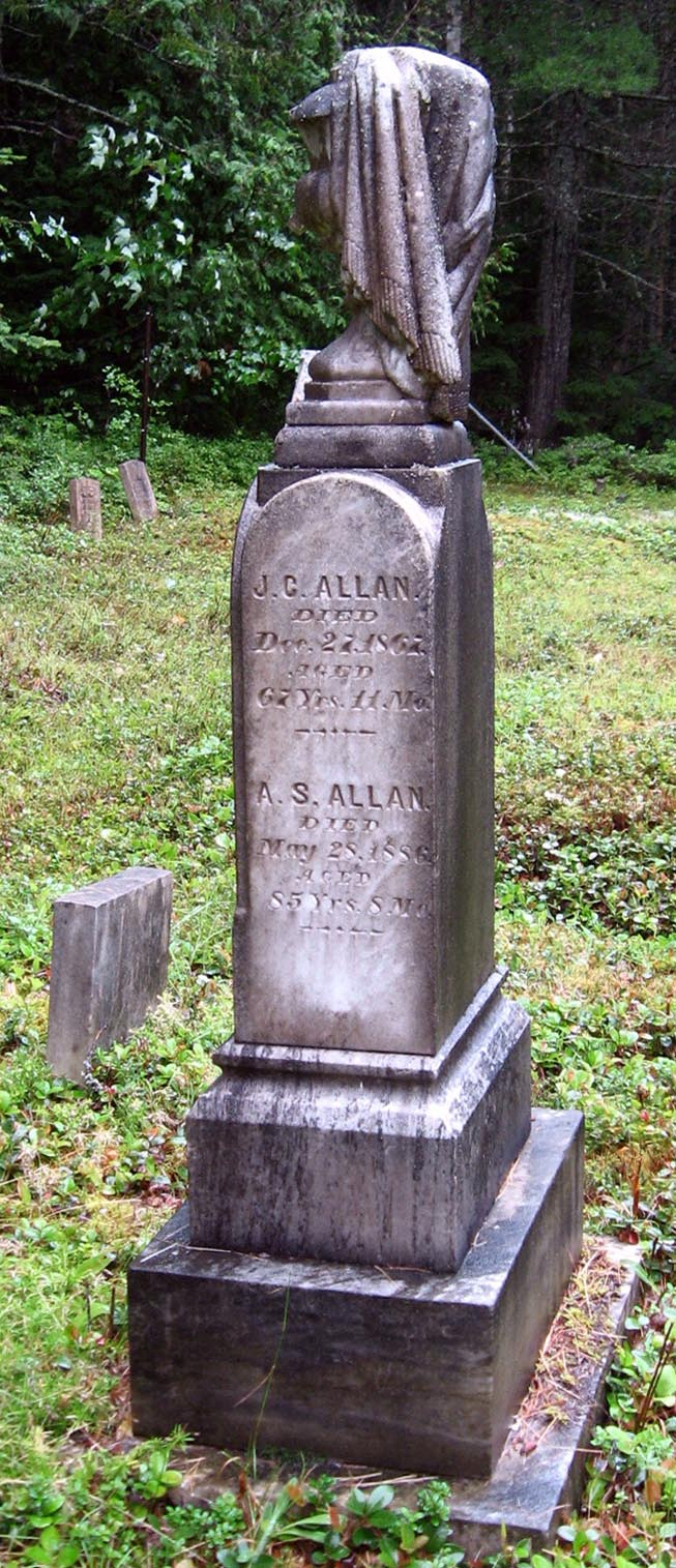 John Crane Allan