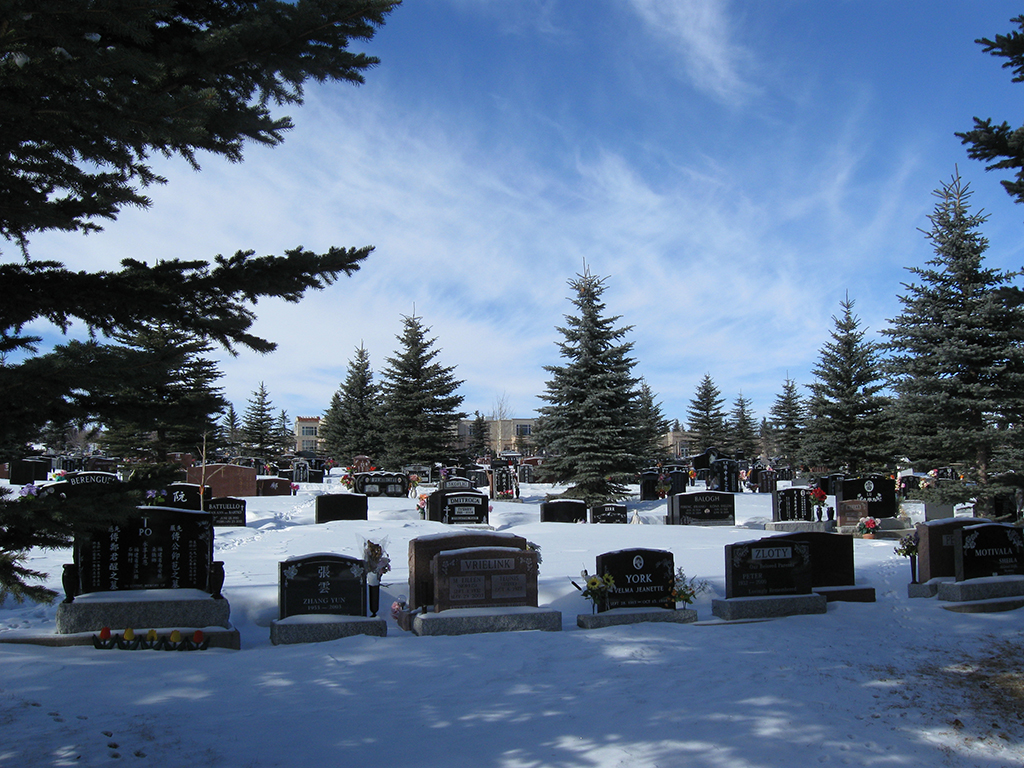 Queens Park Cemetery and Mausoleum