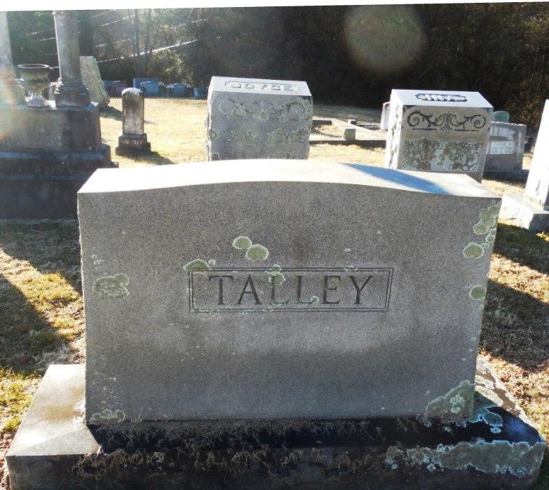 Bonnie Mae <i>Aiken</i> Talley