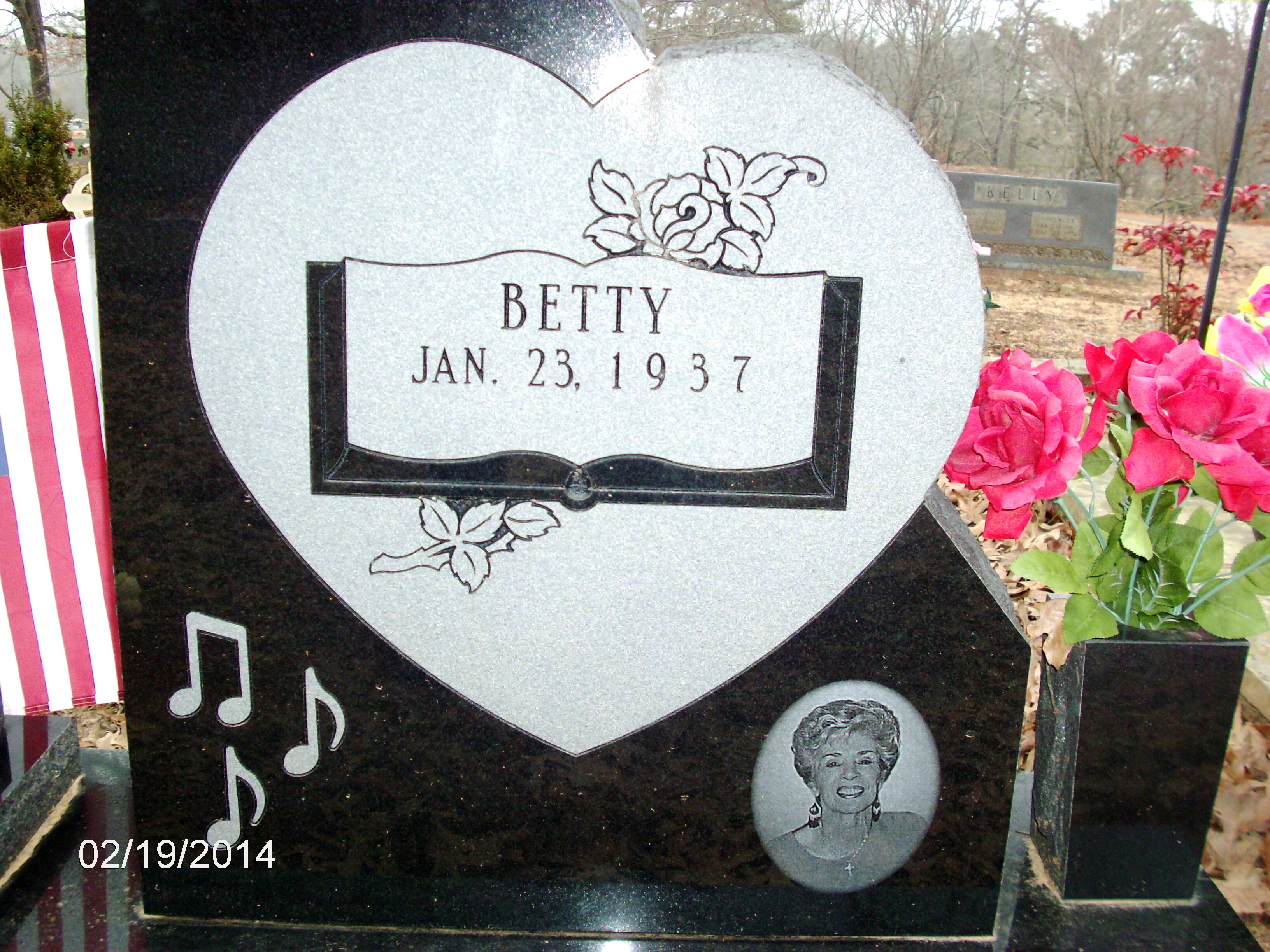 Betty Lou Copelin Beck (1937-2013) - Find A Grave Memorial