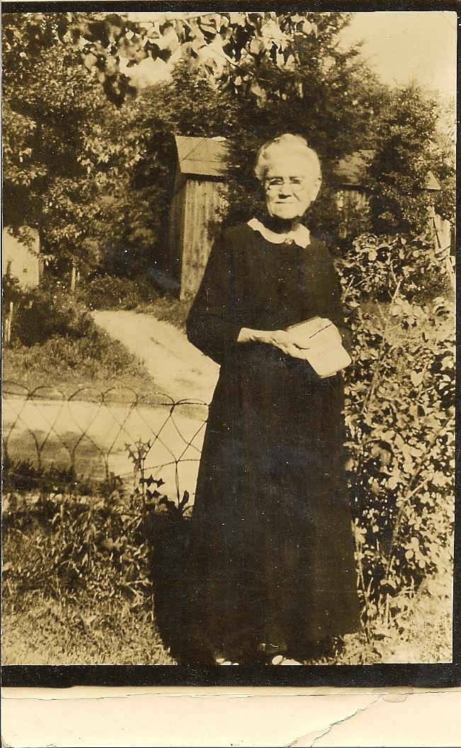 Matilda Louise Till <i>Aderton</i> Hallett