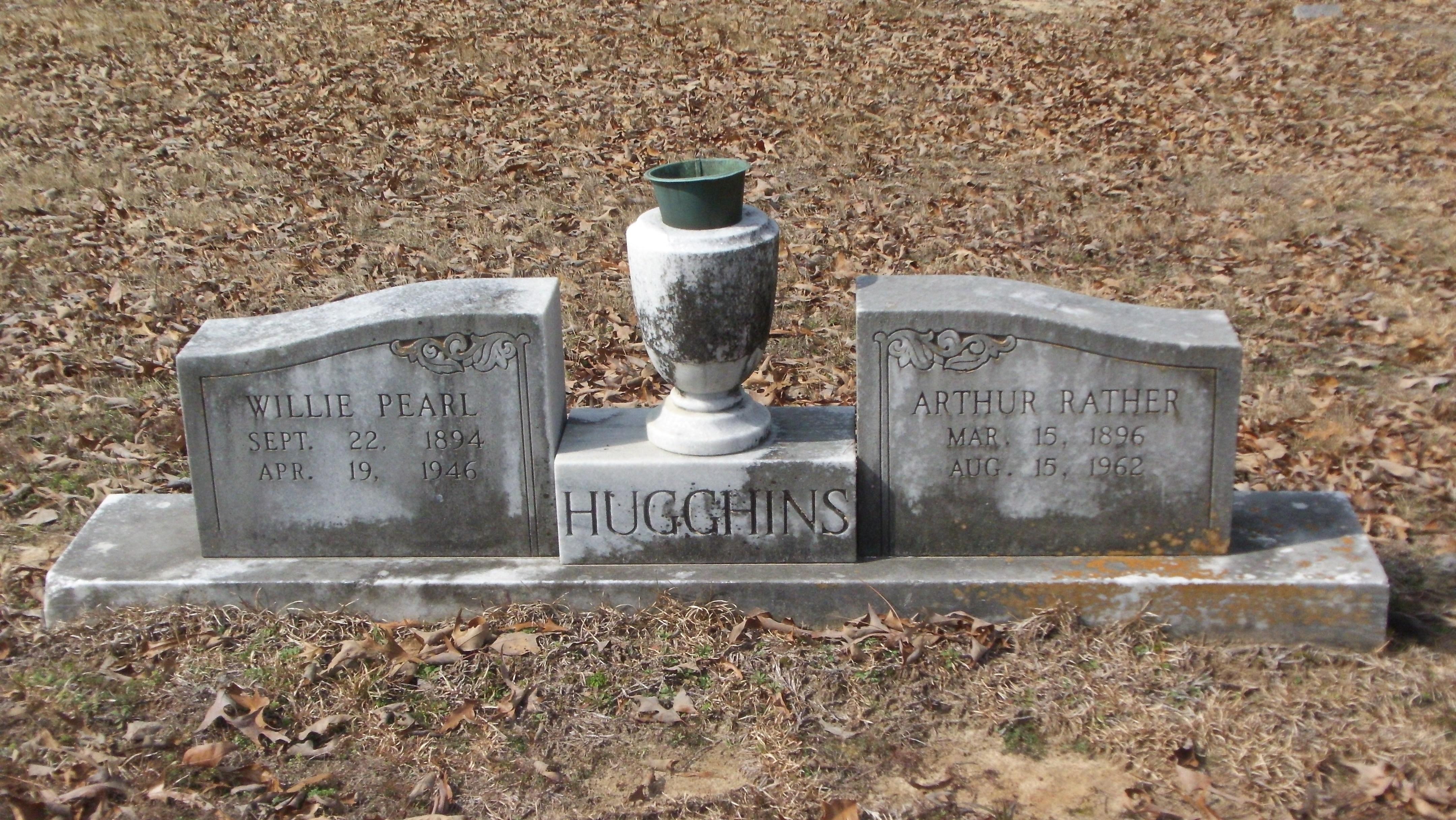 Arthur Rather Hugghins