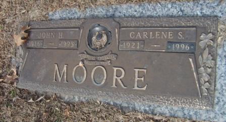 Carlene <i>Spradling</i> Moore